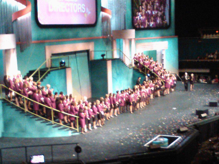 Emerald Director Debuts at Mary Kay Seminar 2011