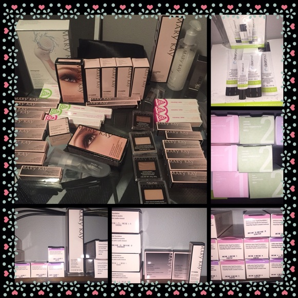 Another Mary Kay Inventory Con