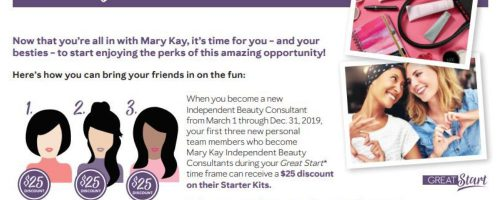 How to Lose a Bestie With Mary Kay