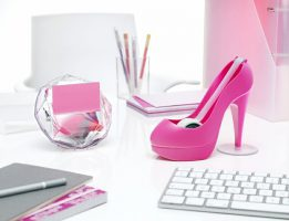 The View From Behind a Mary Kay Sales Director's Desk