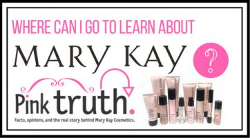 Don't Tell Anyone What Mary Kay Is Really Like