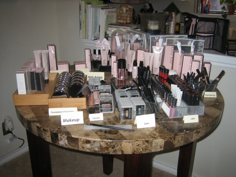 Mary Kay's Inventory Con Game