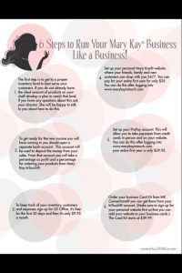 Job Description For A Mary Kay Sales Director Pink Truth