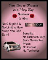 Another Victim of Mary Kay Propaganda
