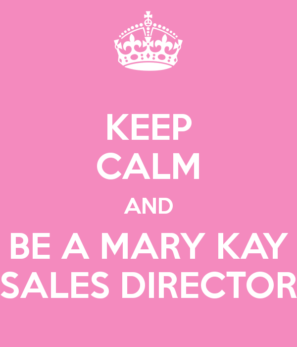 Good Mary Kay Sales Directors