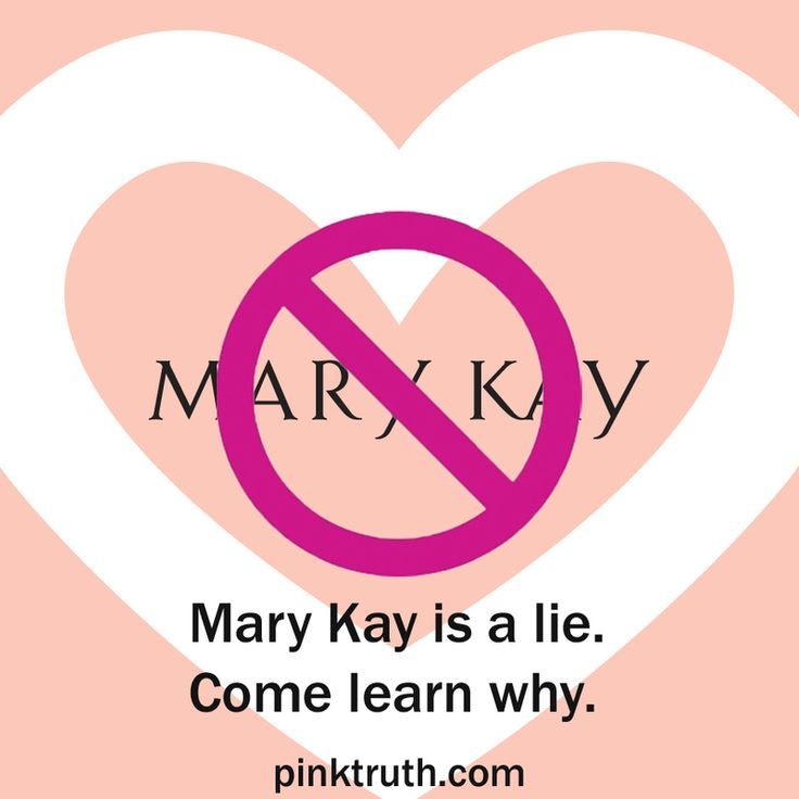Little White Lies in Mary Kay