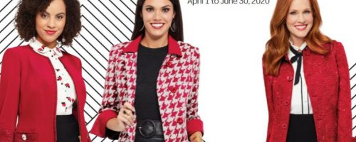 Red Jacket Promotion